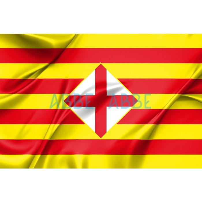 Bandera de Barcelona
