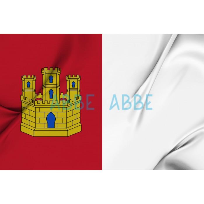 Bandera de Castilla - La Mancha