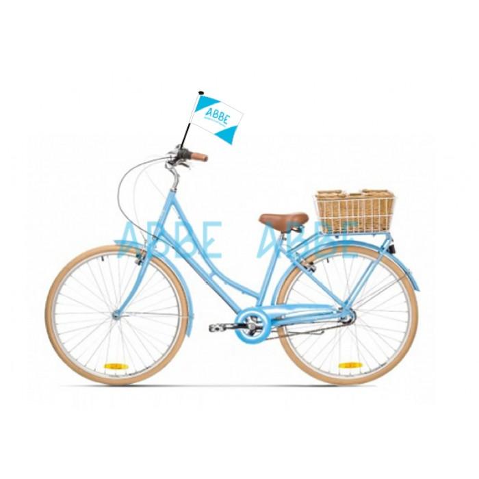 Mástil para Bicicleta Corto