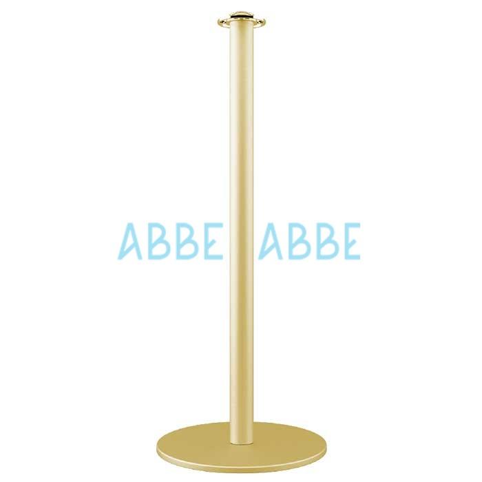 4- Design poste cordón dorado