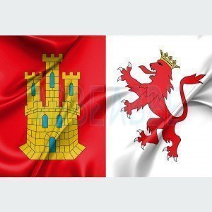 Bandera de Cáceres
