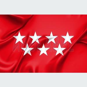 Bandera de Com Madrid