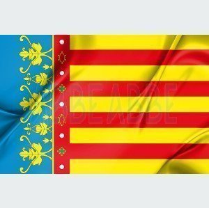 Bandera de Com Valenciana