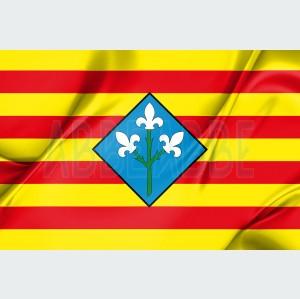 Bandera de Lleida