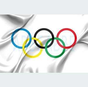 Bandera de Olímpica
