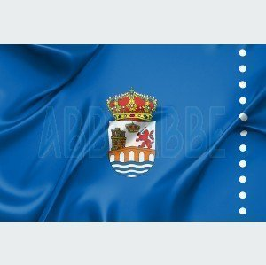 Bandera de Ourense