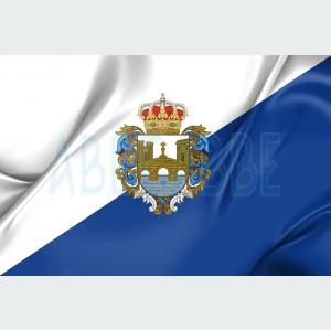 Bandera de Pontevedra