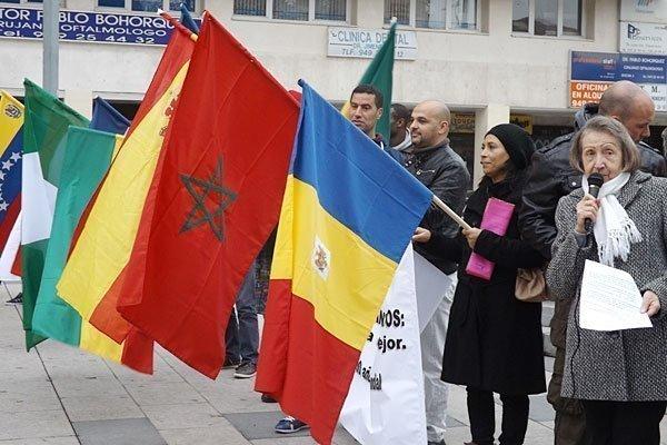 Diversidad de Banderas en la provincia de Guadalajara, se convive con 41.000 extranjeros