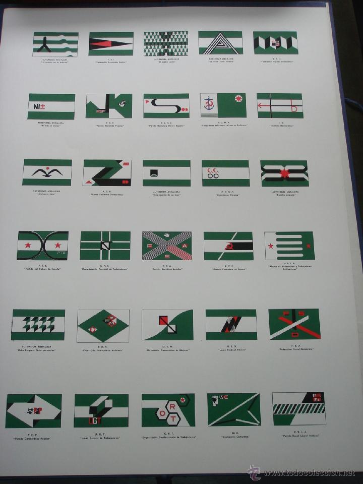 El IES José Caballero muestra la Exposición 'Propuesta para una bandera andaluza'