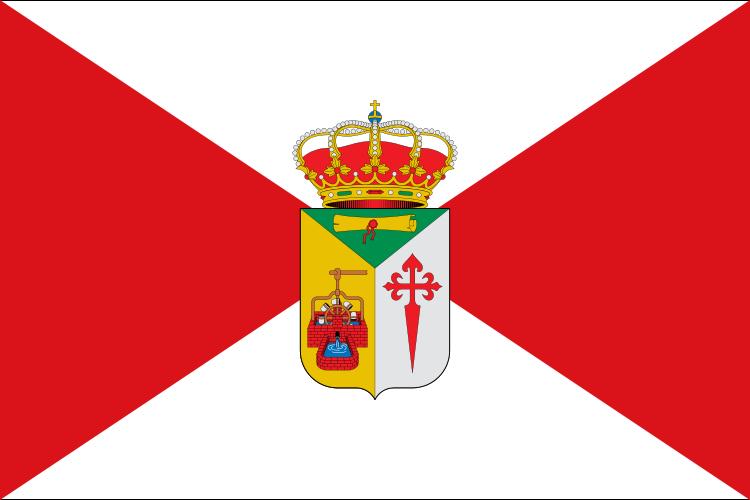 Aprobada la bandera del Ayuntamiento de Pozorrubio de Santiago (Cuenca)