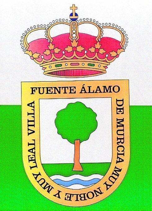 Fuente Álamo ya tiene bandera