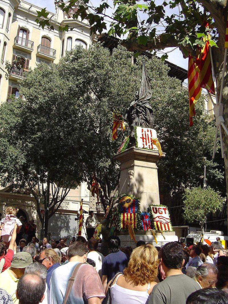 "11 de Septiembre ""Diada Nacional de Catalunya"""