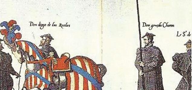 Escudos y banderas utilizados en la ciudad y antiguo reino de Mallorca