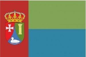 Abánades estrena escudo heráldico y bandera