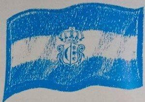 Tui izará en breve su bandera histórica con el plácet de la Xunta