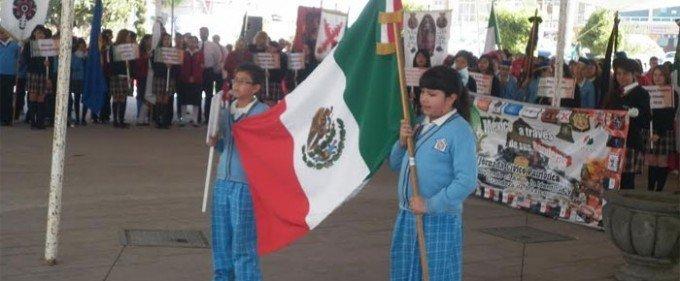 Fotogalería: Las 33 banderas de México más importantes