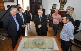 La bandera de Caá Guazú fue depositada en el Museo Histórico