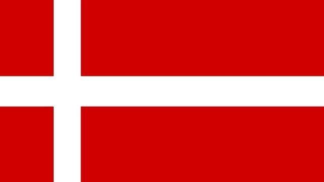 Dinamarca ostenta la bandera más antigua del mundo.
