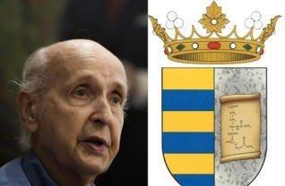 El primer escudo nobiliario con fórmula científica será el de Grisolía