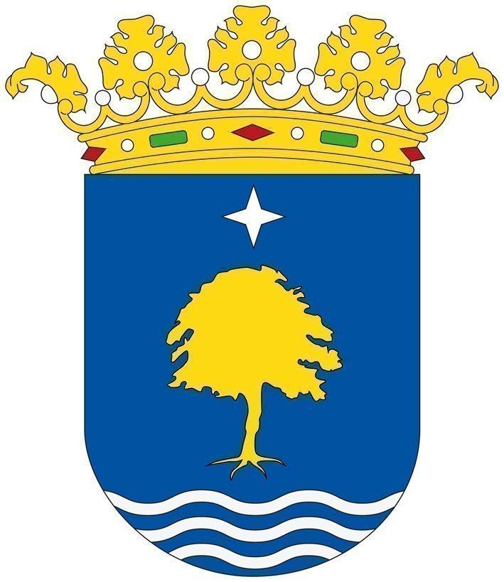 Villamayor presentó su bandera y su escudo