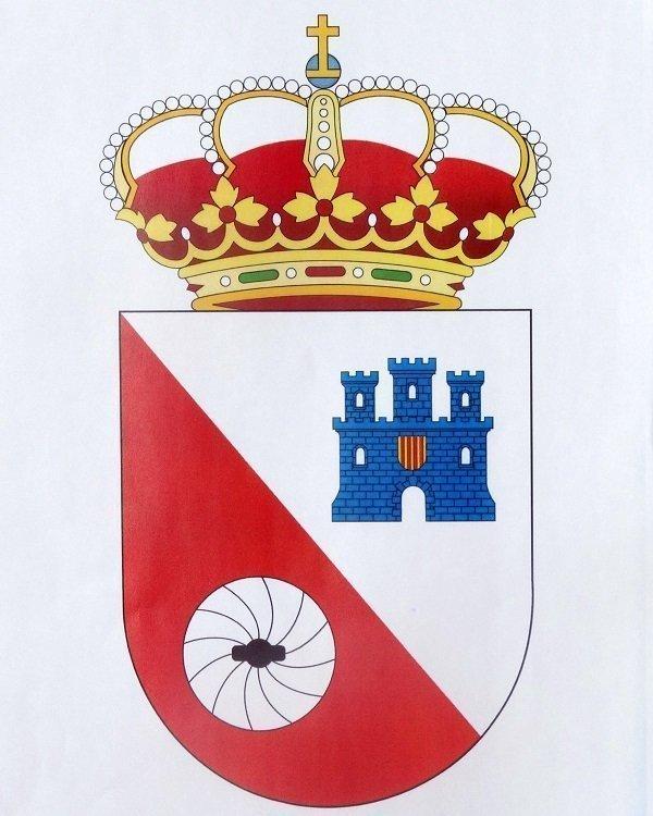 Esplús ya tiene escudo y bandera municipal