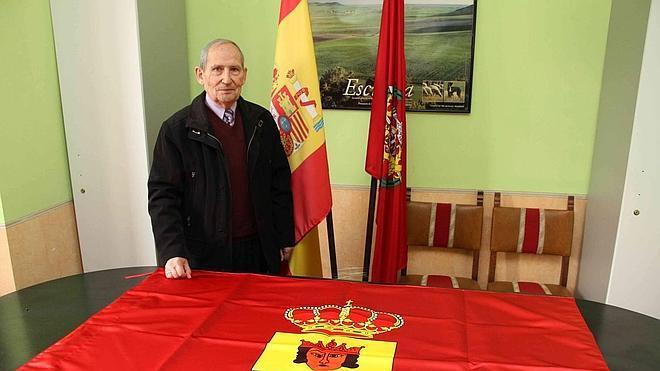 Fompedraza estrena escudo y bandera