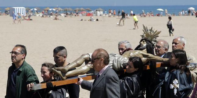 Semana Santa Marinera Valencia: Programa completo de la Semana Santa Marinera 2015