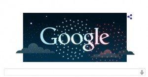Google agasaja el día de la independencia de la República Dominicana