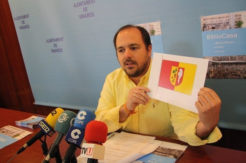 El pleno aprobará la nueva bandera de Vinaròs
