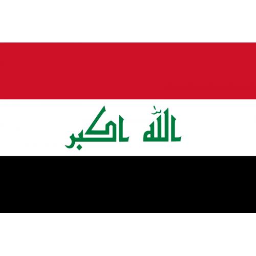 """Negra, verde o tricolor, Irak también libra una """"guerra de banderas"""""""