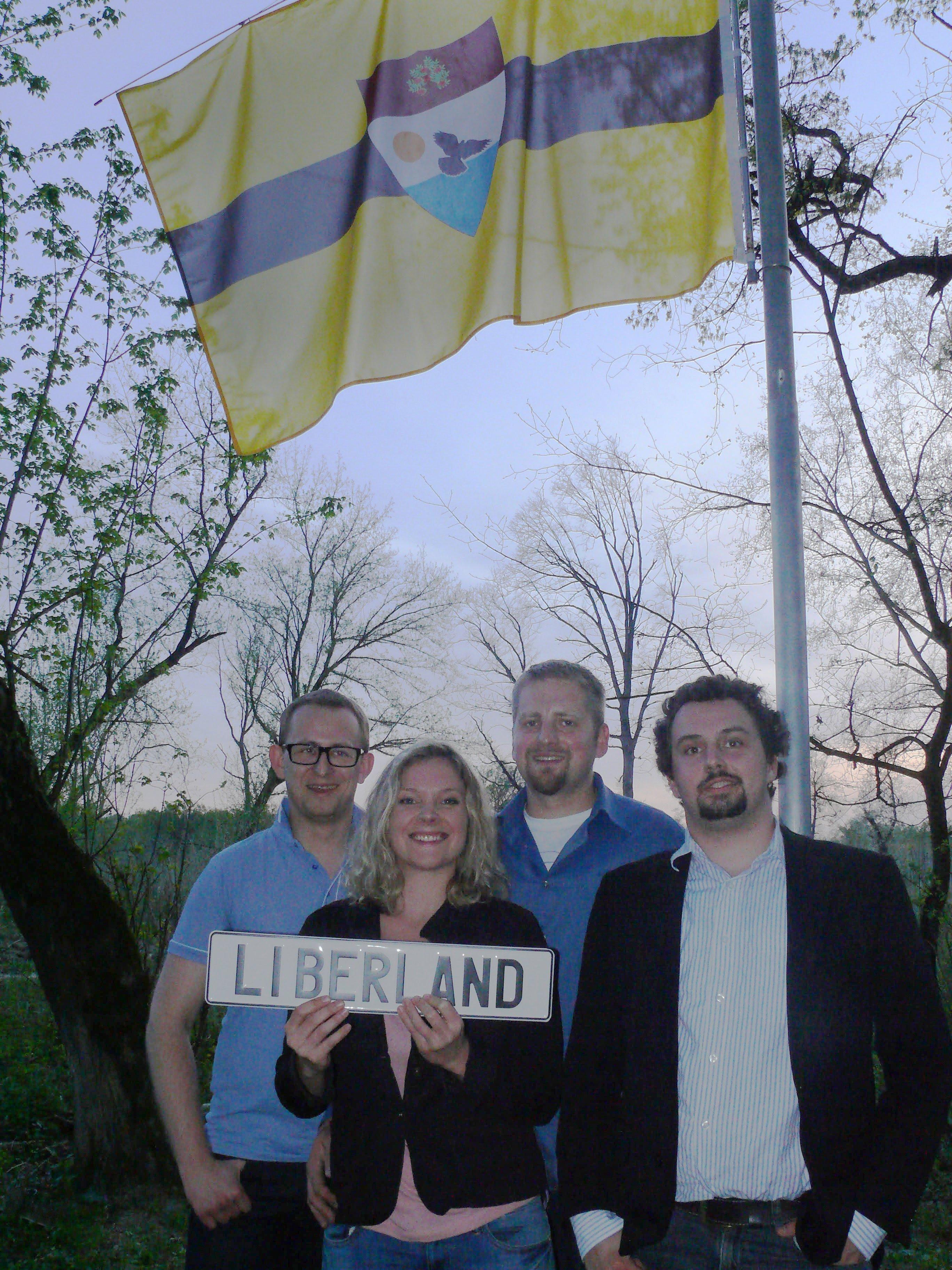 ¿Liberlandia, la micronación más nueva de los Balcanes?