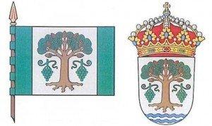 La Xunta da carácter oficial a la bandera y escudo de Meaño
