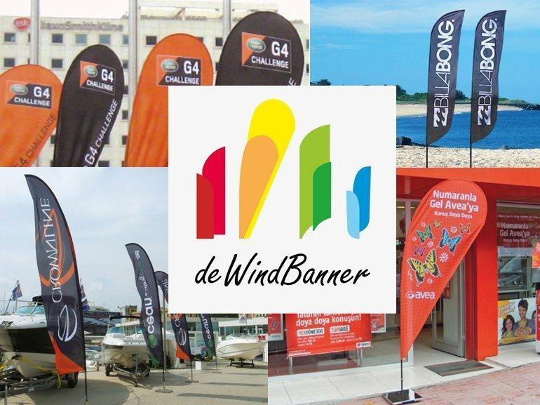 NUEVA Tienda On-Line de Wind Banner