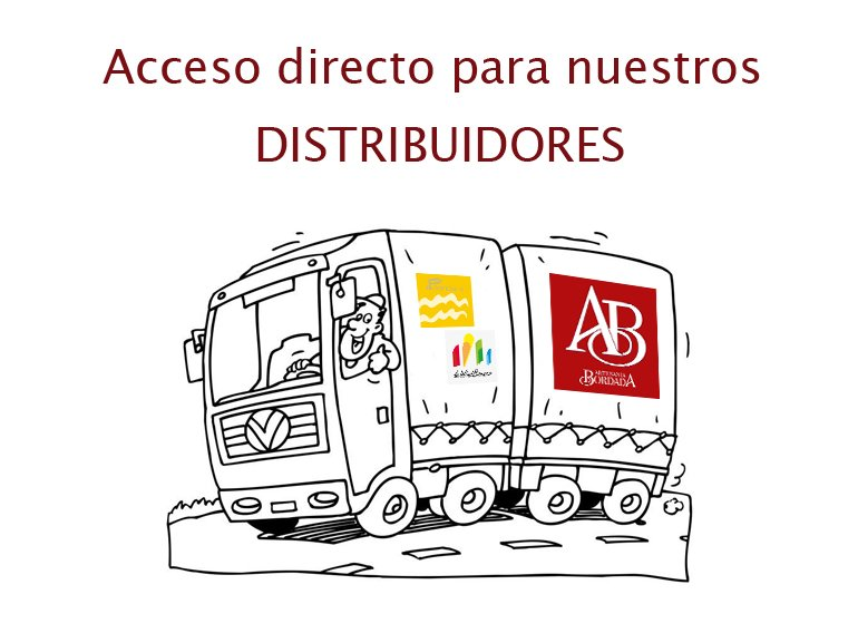 Acceso Exclusivo para DISTRIBUIDORES