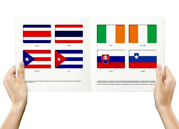 """¨Las banderas de nuestros hijos"""", un proyecto vexilográfico en busca de financiadores"""