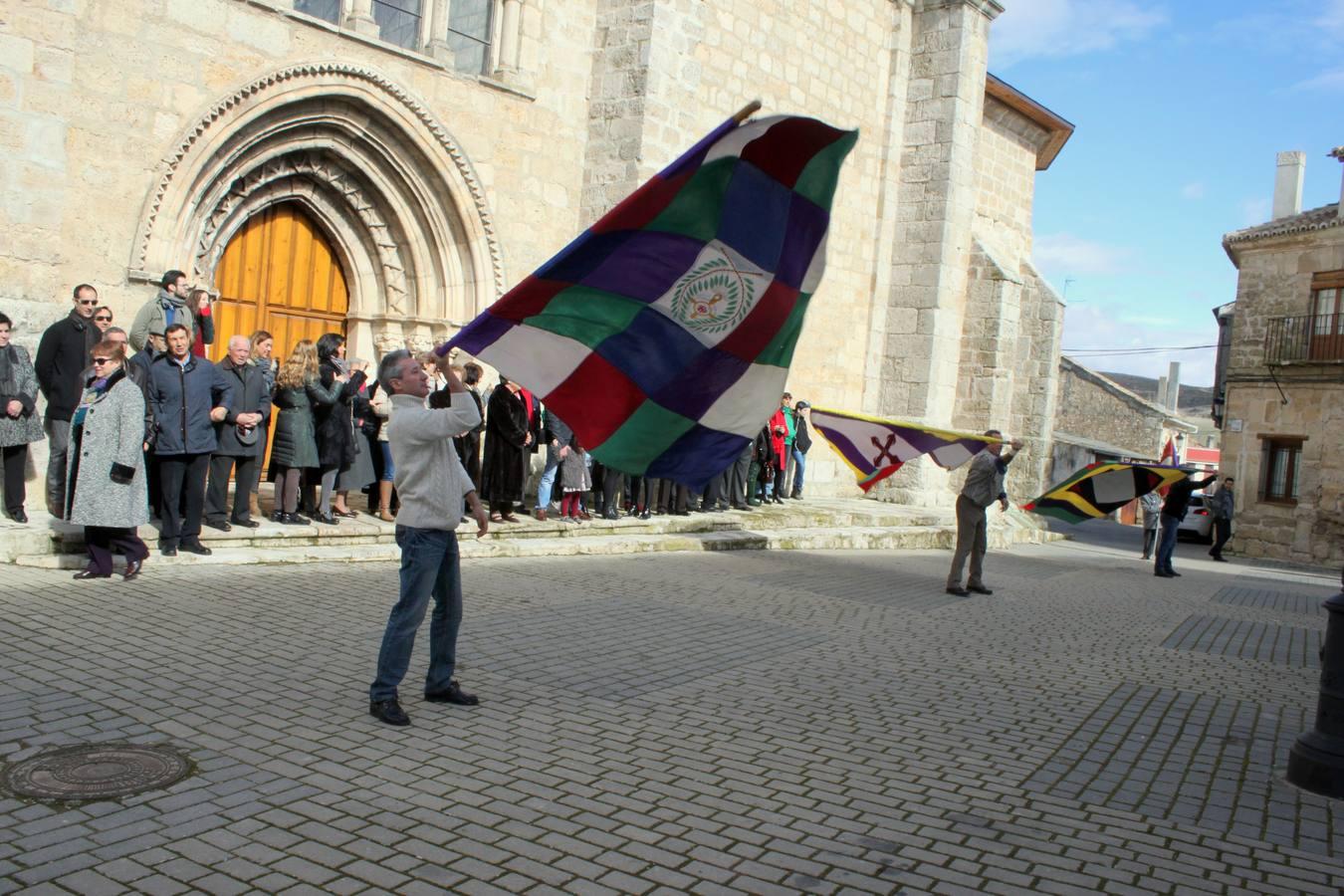 Revoloteo de banderas
